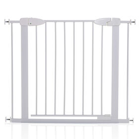 Dreambaby Boston Magnetic Auto-Close Security Gate - White