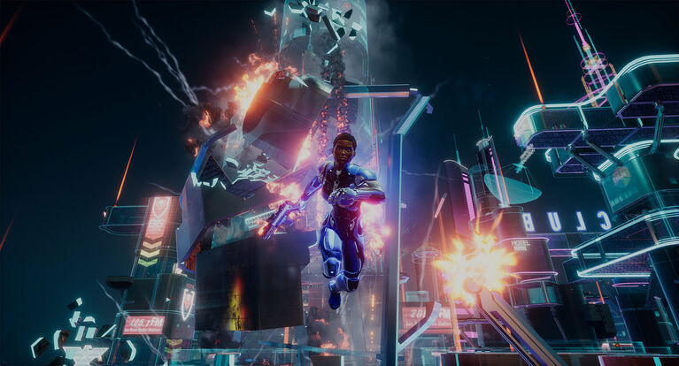 Xbox One Crackdown 3