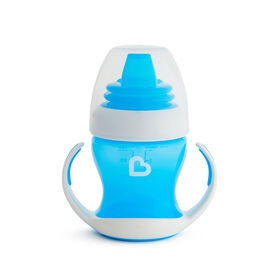 Tasse intérimaire Gentle™ de 120 ml - bleu