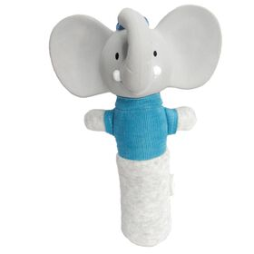 Meiya and Alvin - Alvin the Elephant Squeaker with Rubber Head