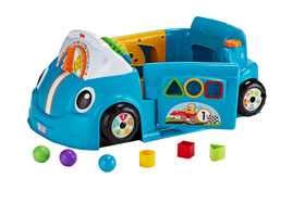 Fisher-Price - Laugh & Learn - Voiture Crawl Around - Édition anglaise