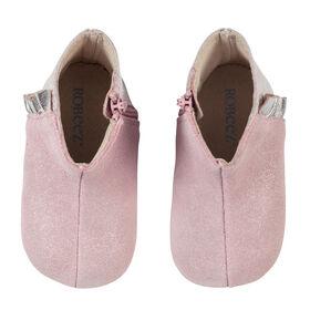 Robeez - First Kicks Pink Shimmer 0-3M