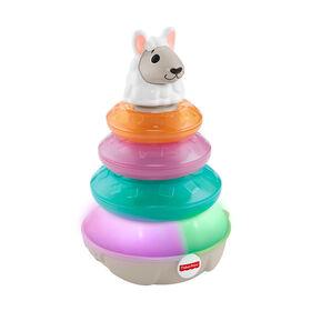 Fisher-Price Linkimals Lights & Colors Llama - English Edition