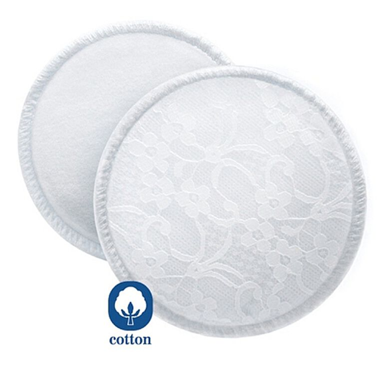 Philips AVENT - Washable Breast Pads, 6-Pack