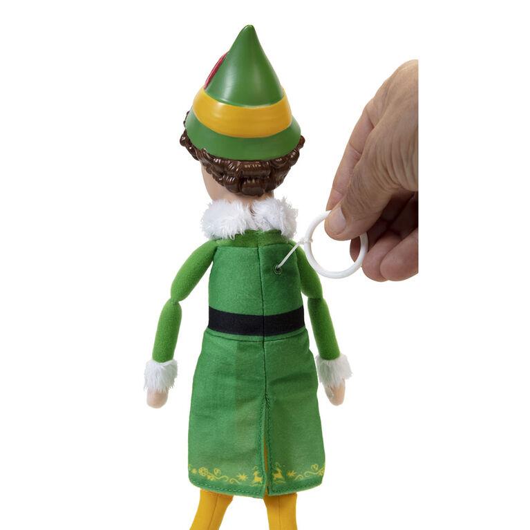 Elf Talking Plush - English Edition