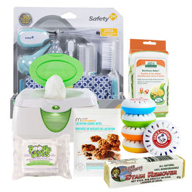 Healthy and Clean Baby Bundle