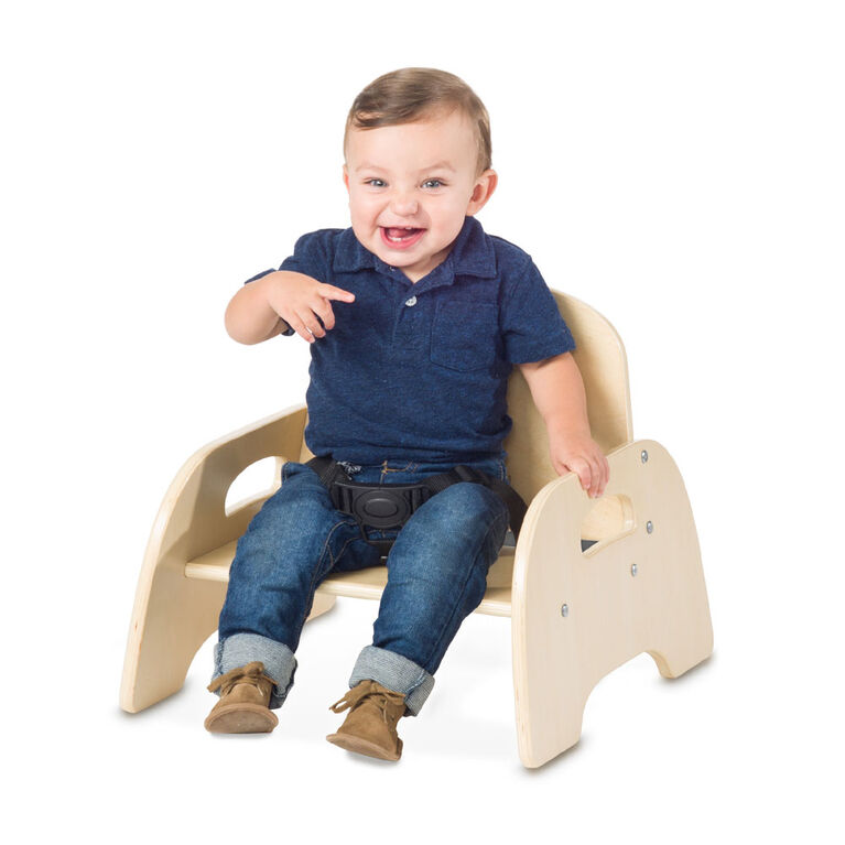 Foundations Simple Sitter Chair, 5