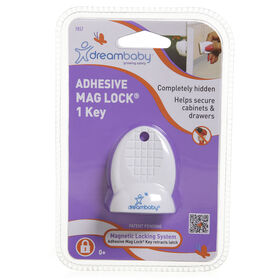 Dreambaby Spare Key for Adhesive Mag Lock.