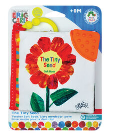 Eric Carle The Very Hungry Caterpillar The Tiny Seed Soft Book