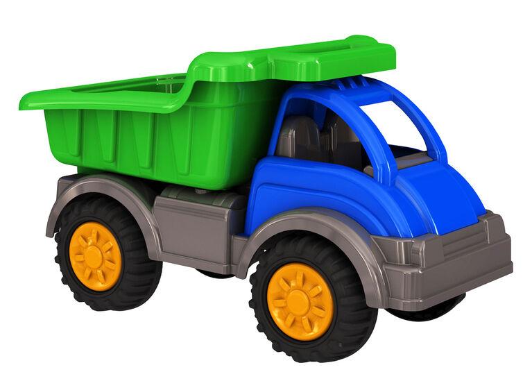 Camion-benne géant - Notre exclusivité