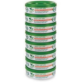 Munchkin – Paquet de 8 recharges Nursery Fresh pour bac à couches.