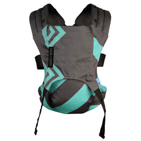 We Made Me Venture Carrier - Mint Zigzag
