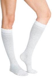 Belly Bandit Compression Socks Dove White Size 2