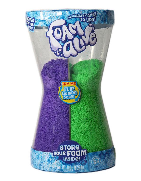 Foam Alive 100g Hourglass
