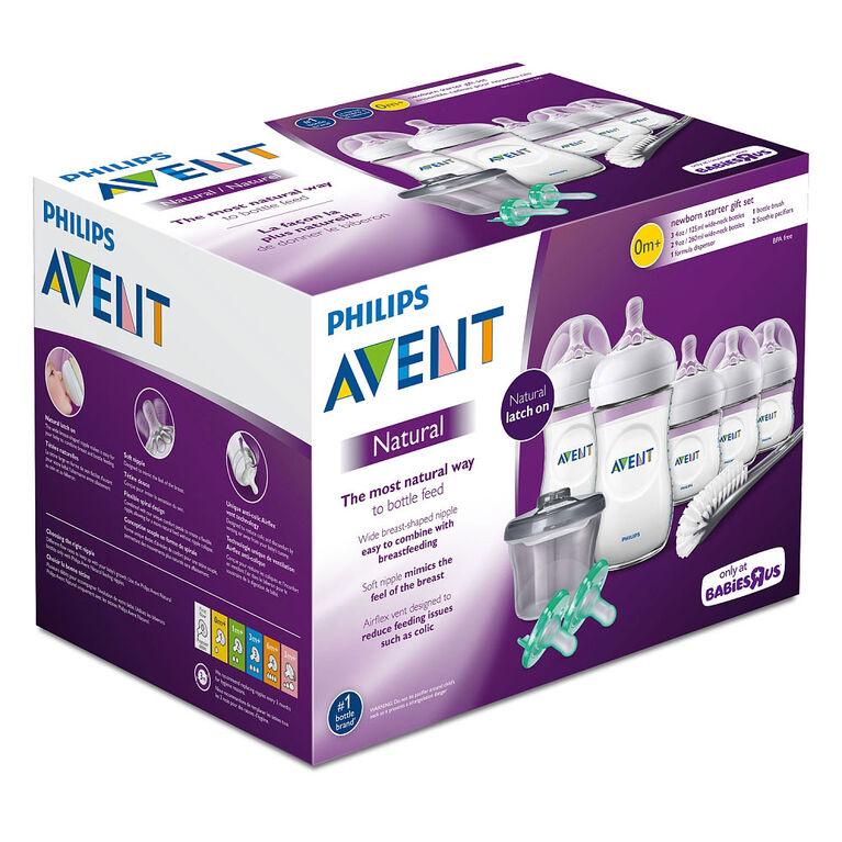 Philips Avent Natural Baby Bottle Newborn Starter Set