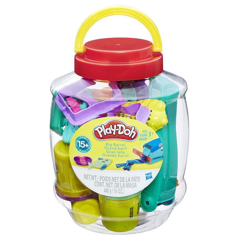 Play-Doh - Grand baril - Notre exclusivité