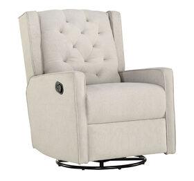 Lennox Furniture Fauteuilberçantpivotant inclinable Capri - Notre exclusivité