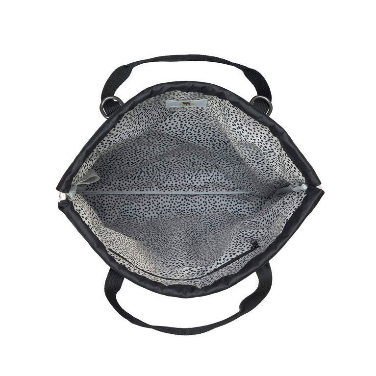 Tyve String Bag Black