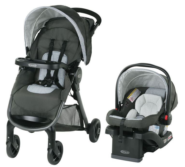 Graco FastAction™ SE Travel System - Layne - R Exclusive