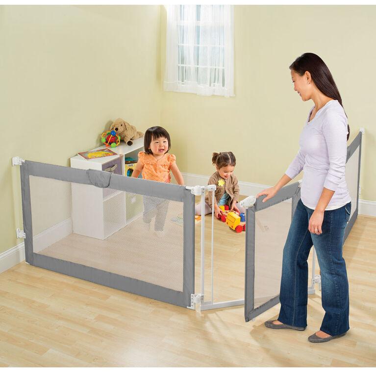 Summer Infant Custom Fit Gate - Grey