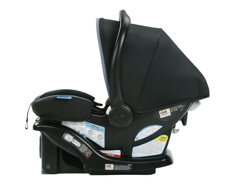 Siège d'auto pour bébé Graco SnugRide 35 Lite LX