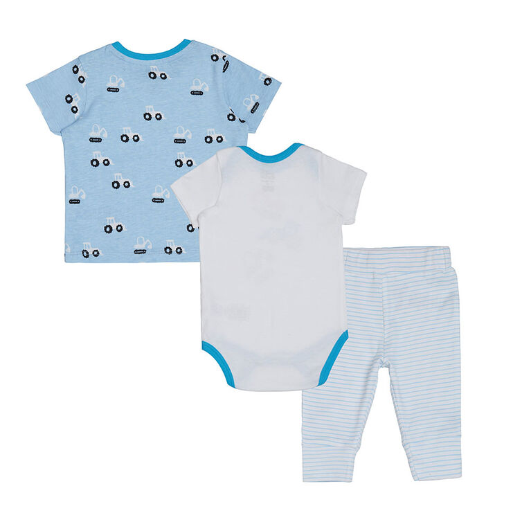 earth by art & eden John 3-Piece Set - 18 Months