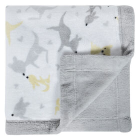 Perlimpinpin Plush Blanket - Kangaroo