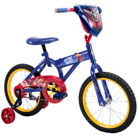 Huffy Marvel - Vélo Captain Marvel - 16 pouces