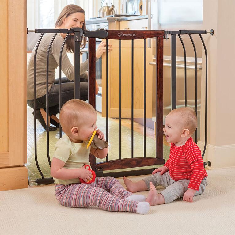 Summer Infant - Barrière déco avec porte Anywhere.