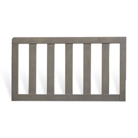Forever Eclectic by Child Craft Wilmington Toddler Guard Rail for the Wilmington Crib, Dapper Gray