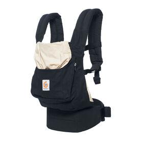 Ergobaby Original Multi-Position Baby Carrier - Black Camel