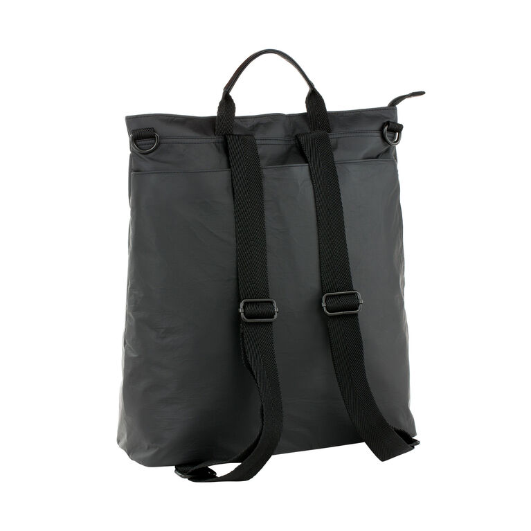 Lassig Green Label sac à dos Tyve - noir.