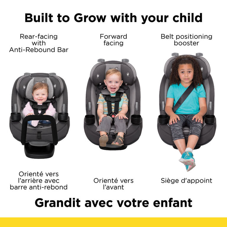 Safety 1st Grow Go 3 In 1 Car Seat, Is Safety 1st A Good Car Seat