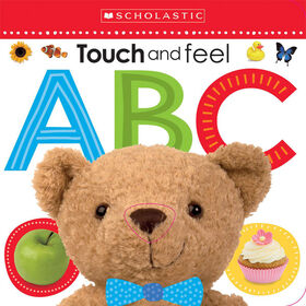 Touch And Feel: Abc - Édition anglaise