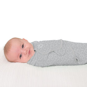 Summer Infant SwaddleMe - Small, Cute Clouds