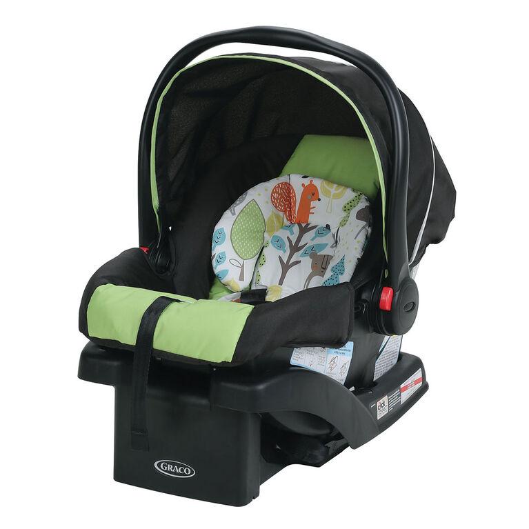 Siege d'auto pour bébé SnugRide Click Connect 30 de Graco - Bear Trail.