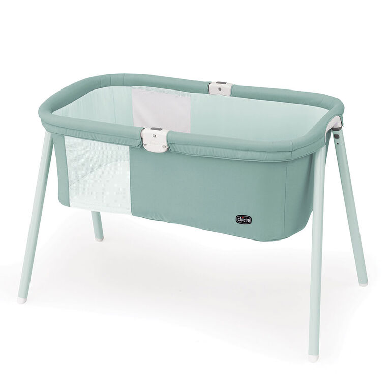 Chicco LullaGo Portable Bassinet - Grey Mist