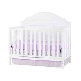 Child Craft Penelope 4-in-1 Convertbile Crib Matte White