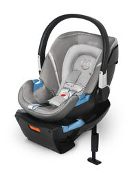 Cybex Aton 2 Infant Car Seat with SensorSafe, Manhattan Grey