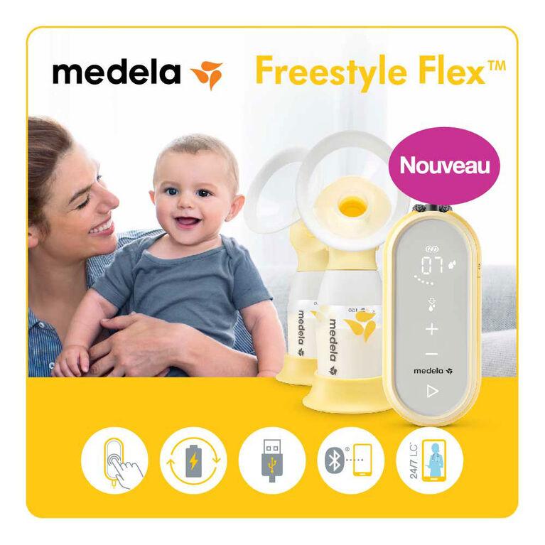 Tire-lait électrique double Freestyle Flex 2-Phase