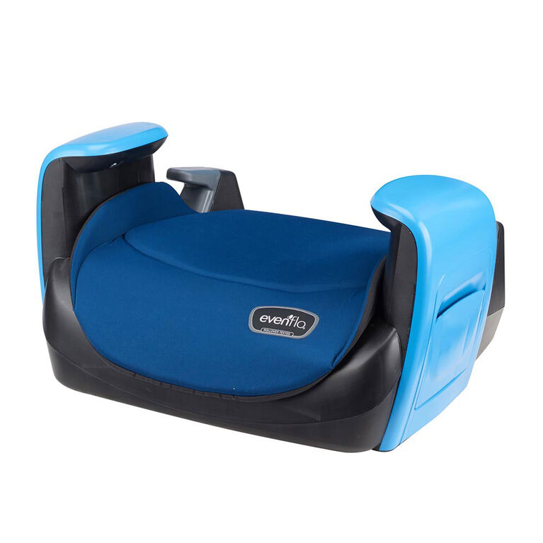 Evenflo Spectrum Booster Car Seat- Bubbly Blue