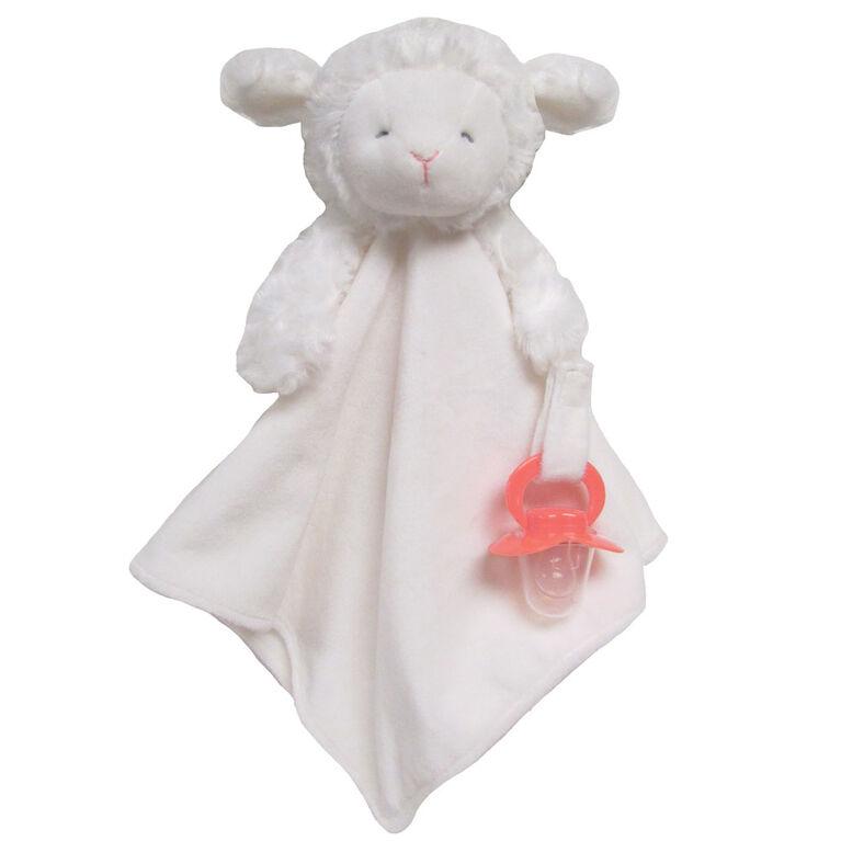 Carter's Lamb Security Blanket