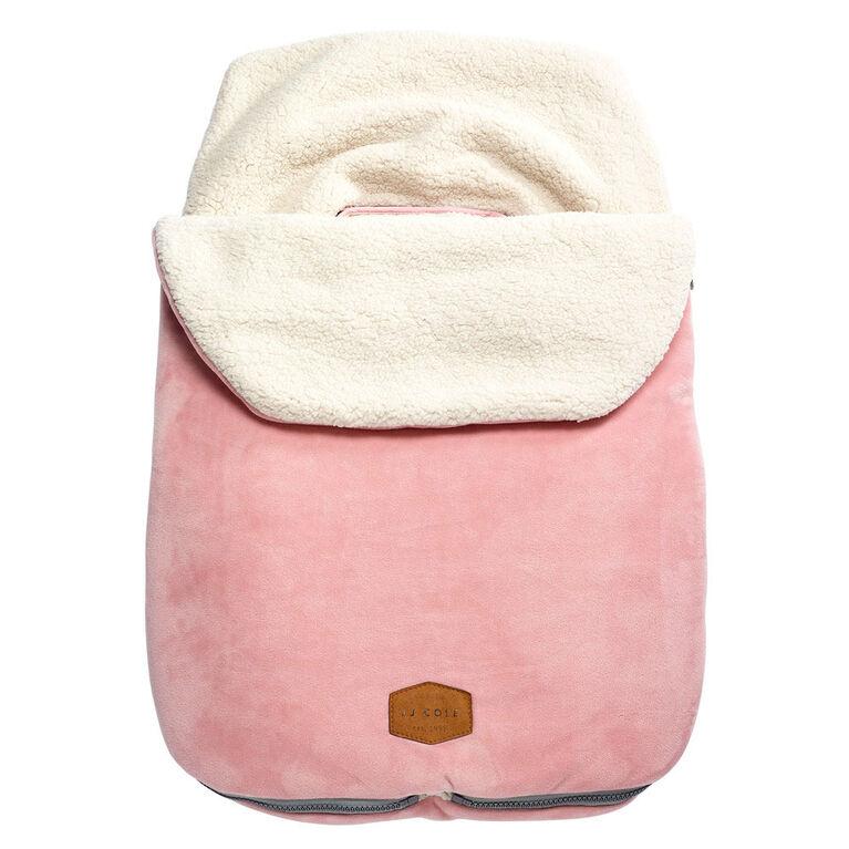 JJ Cole Infant Bundleme - Blush Pink