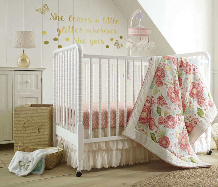 Levtex Baby Charlotte 5 Piece Wall Decal