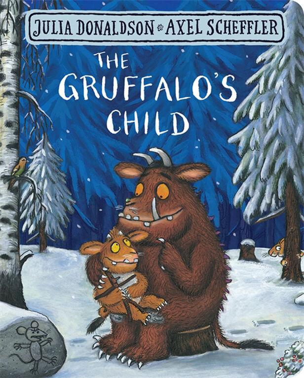 The Gruffalo's Child - English Edition