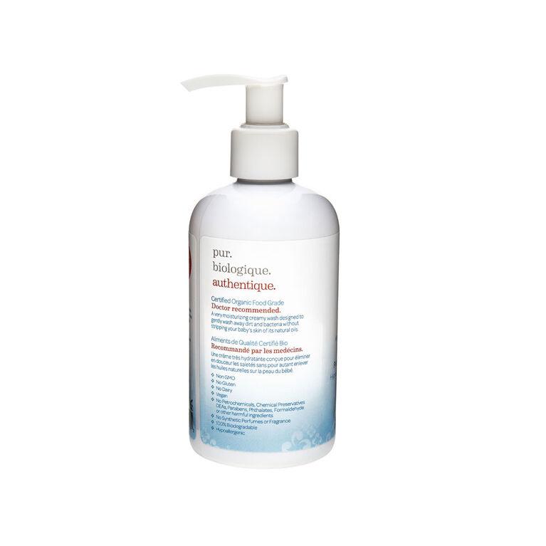 Shoosha Sensitive Skin Organic Baby Wash & Shampoo - Lavender Vanilla