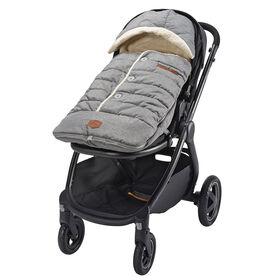 JJ Cole Urban Bundleme Toddler Bunting Bag - Heather Grey
