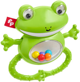 Fisher-Price - Grenouille hochet