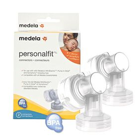 Medela PersonalFit Connectors Pump In Style, MiniElectric & Symphony