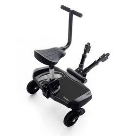 Bumprider Ride-on Board + Sit - Black/Grey